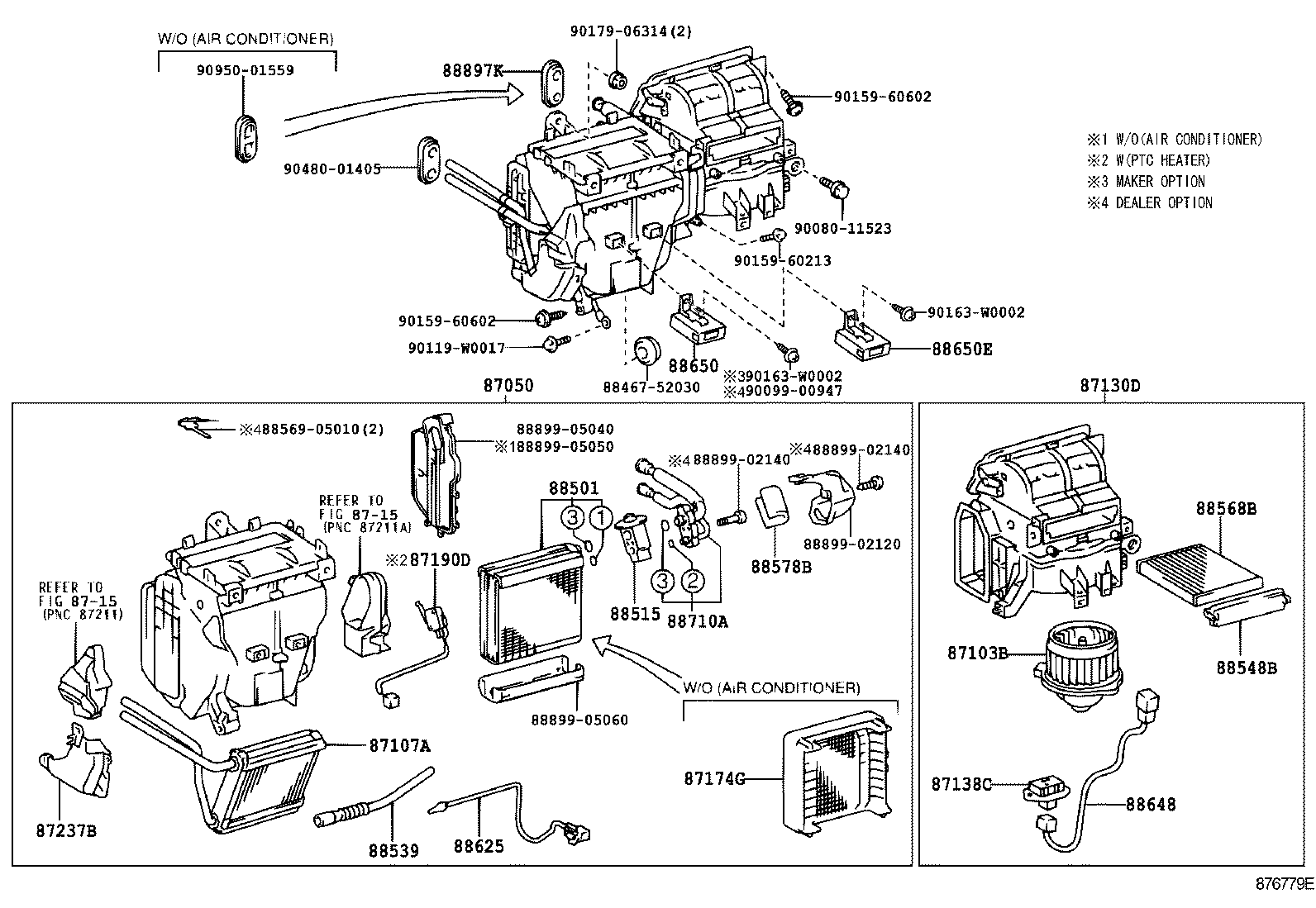 Air Conditioning System Toyota Hiace Marine Systems Wiring Diagram Photos
