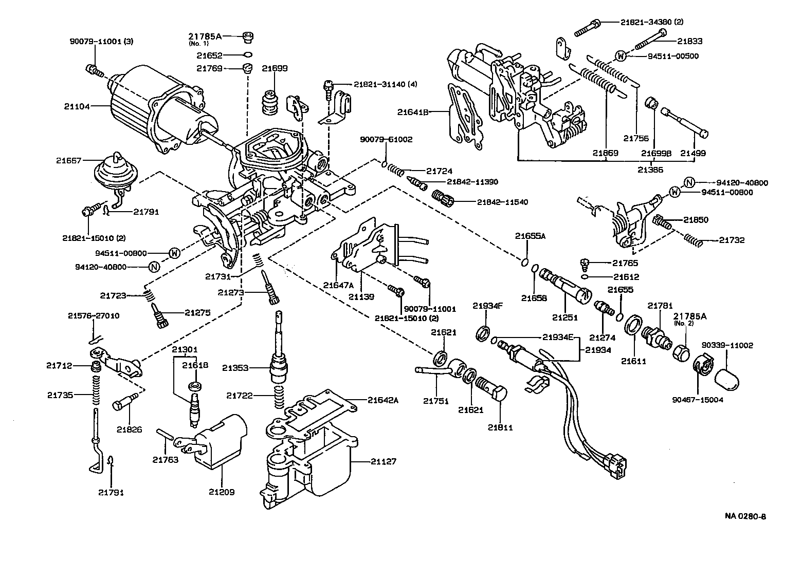 1989 Toyota Engine Parts Diagram Manual Guide Wiring Corolla Library Rh 10 Kaufmed De
