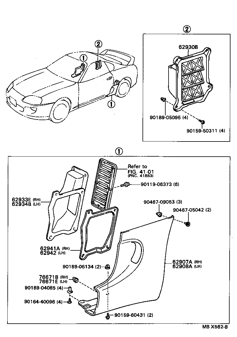 Toyota Supra Parts Diagram Just Wiring Diagrams Townace Fuse Box