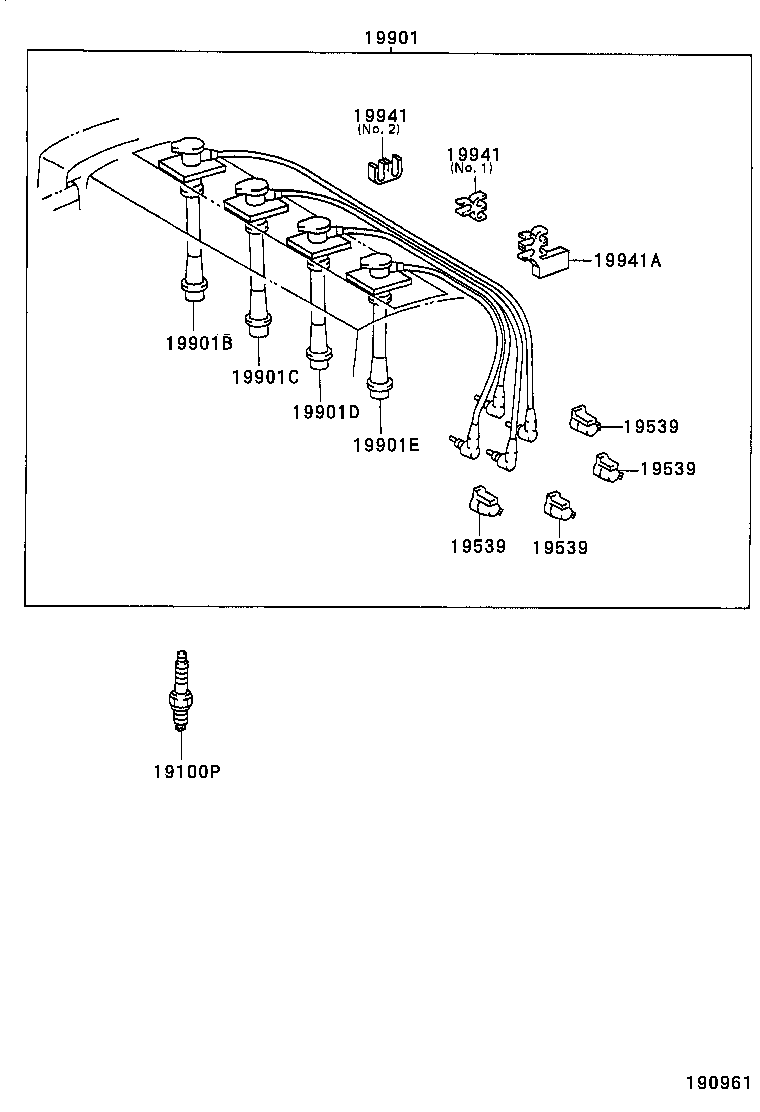 Toyota V6 Engine Parts Diagram Expert Schematics 1993 Camry Ignition Electrical Work Wiring U2022 1991 30 Diagrams