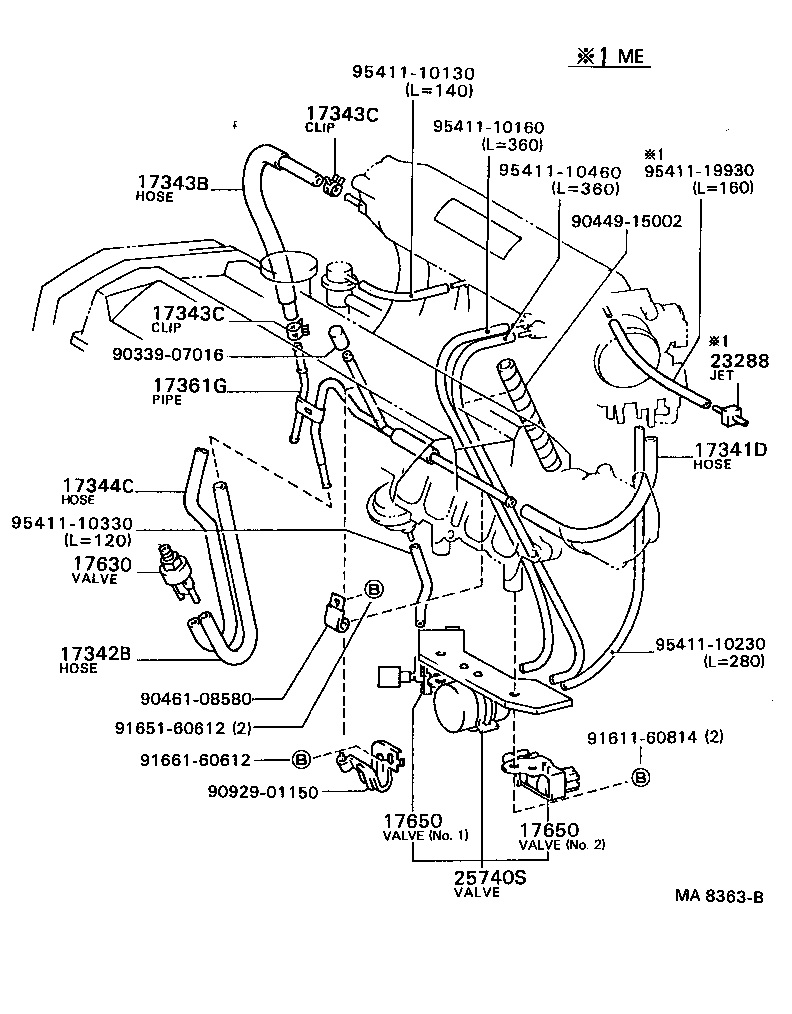 1979 Chevy Vacuum Routing Diagram Schematic Diagrams Chevrolet Engine Toyota Line